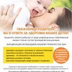 Флаер А-6 Лучшее детям вакцинация_01